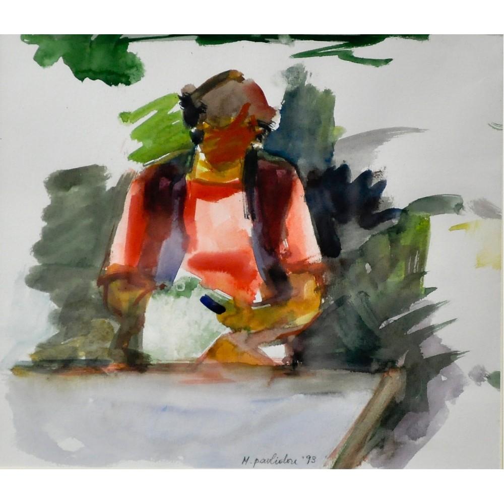 Στον κήπο, Λιγουρία 2