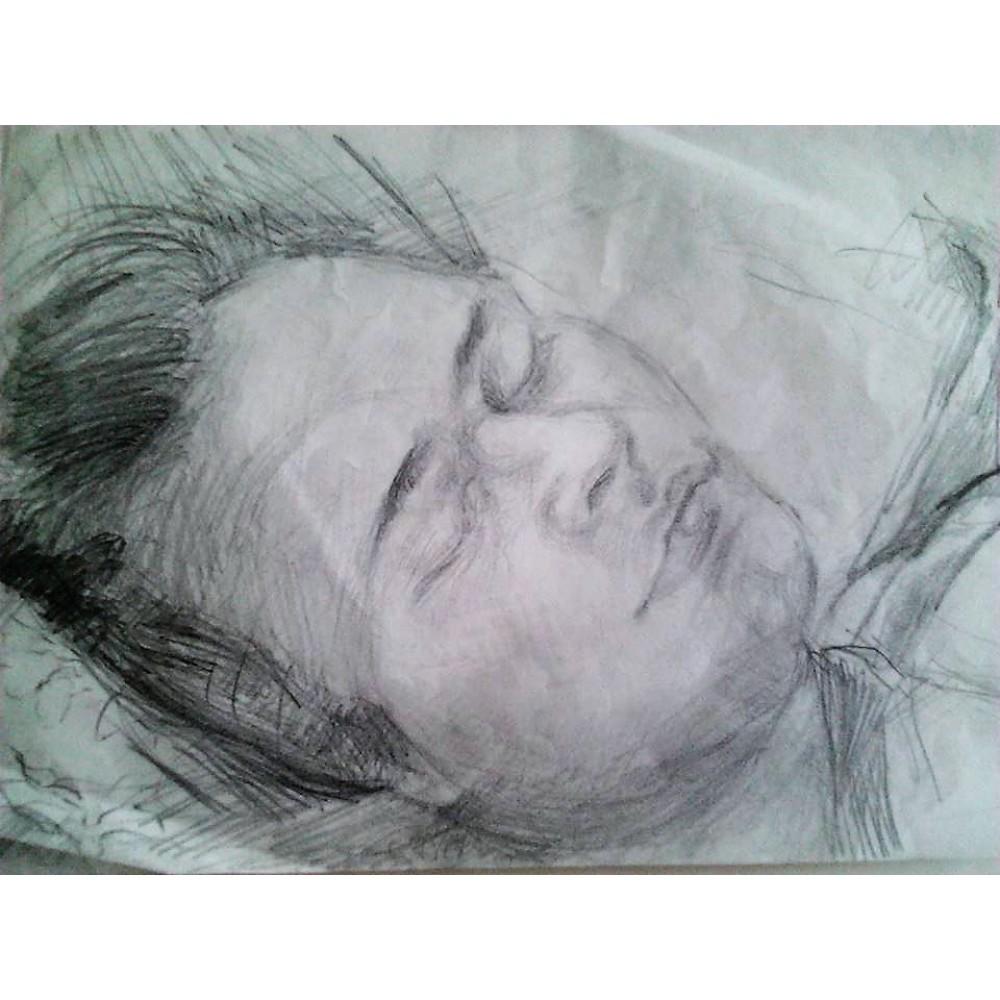 Jochen, κοιμώμενος, 1989