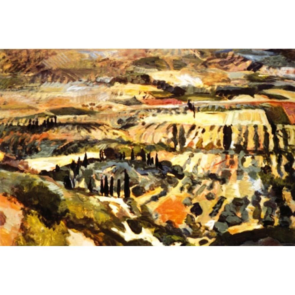 Η κοιλάδα του Όσιου Λουκά, 1990