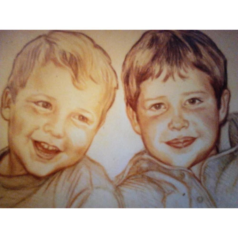 Δύο αδελφάκια, Μόναχο